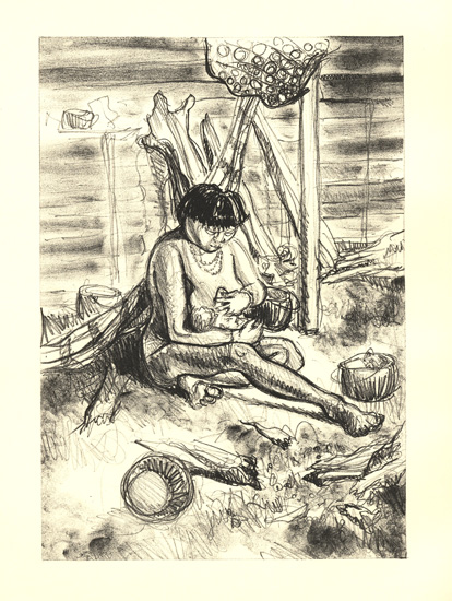 Yanomami Mother